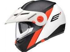 Casco Apribile Off-Road Schuberth E1 Gravity Arancione