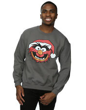 Disney Homme The Muppets Animal Christmas Sweat-Shirt