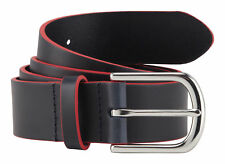 Aston Martin Racing Team pelle belt-new-le Mans Free UK Nave