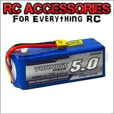 22.2V 5000MAH LIPO LITIO poly Batteria 6S CELLA RC auto elicottero 20c-30c UK
