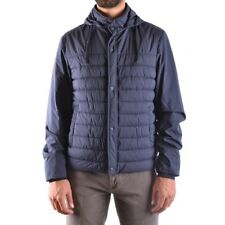 bo31449 HERNO GIUBBOTTO BLU UOMO MEN'S BLUE JACKET