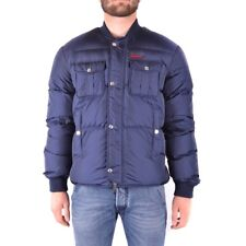 bo32169 DSQUARED GIUBBOTTO BLU UOMO MEN'S BLUE JACKET