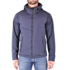 bo32161 WOOLRICH GIUBBOTTO BLU UOMO MEN'S BLUE JACKET