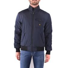 bo31910 REFRIGIWEAR GIUBBOTTO BLU UOMO MEN'S BLUE JACKET