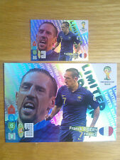Panini World Cup 2014 XXL Limited Edition Cards
