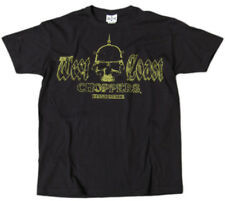 WCC West Coast Choppers T-Shirt Speedway Black