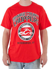 OCC Orange County Choppers T-Shirt Classic Red