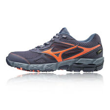 Mizuno Womens Wave Kien 4 Gore-Tex Trail Running Shoes Trainers Sneakers Grey