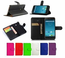 Flip Leather Stand Punch Magnetic Case Cover For Samsung Galaxy A8 / A8Plus 2018