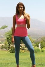 Acai Activewear Tank Top Pink (Reduced Now Better Than 50% OFF R.R.P)