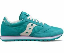 SCARPE SAUCONY JAZZ LOWPRO donna sneakers casual sportive S1866-237 AZZURRO