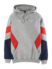 cleptomanicx That Is 2 Sudadera Con Capucha Gris Heather Talla S - XL jersey