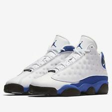 Nike Air Jordan 13 Retro BG XIII Hyper Royal White AJ13 PE Kids Women 884129-117