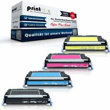 4x Alternativa Cartuchos de tinta para HP Q6470A-Q6473A color set-office