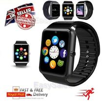 GT08 DZ09 Bluetooth Smart Watch Camera SIM Slot For HTC Samsung Android Phone