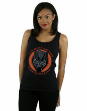 Marvel Donna Black Panther Made in Wakanda Red Canotta