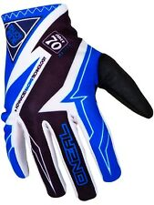 ONeal Black-Blue 2017 Matrix Racewear MTB Gloves
