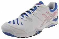 Asics  Tennis Gel-Challenger 10 White Silver Powder Blue
