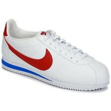 Sneakers Scarpe uomo Nike  CLASSIC CORTEZ LEATHER OG  Bianco Cuoio  5197471