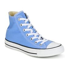 Scarpe uomo Converse  CHUCK TAYLOR ALL STAR SEASONAL COLOR HI PIONEER BLUE  B...