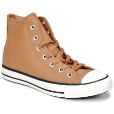 Scarpe uomo Converse  CHUCK TAYLOR ALL STAR TUMBLE LEATHER HI RAW SUGAR/EGRET...