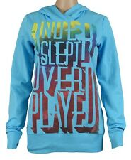 Bench UNDERSLEPT femmes Sweat à capuche, pull, turquoise, NEUF