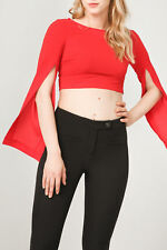 bd81043 FONTANA 2.0 TOP ROSSO DONNA WOMEN'S RED TOP