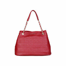 bd85861 BLU BYBLOS BORSA A SPALLA ROSSO DONNA WOMEN'S RED SHOULDER BAG