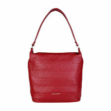 bd85873 BLU BYBLOS BORSA A SPALLA ROSSO DONNA WOMEN'S RED SHOULDER BAG