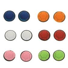 2 Pezzi Silicone Tappi Thumbstick Joystick Caps Per Sony Ps2 3 4 Xbox One /