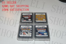 Pokemon Platinum Pearl Diamond Game Card For 3DS NDSI NDS NDSL Lite2 US Version