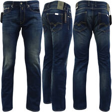 Replay Blue Grover Regular Fit Jean - Ma972.606.300.007