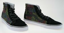 443465 Vans Atwood Retr VARSITY Black Blue sample