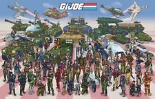 GI JOE Comics - Your Choice $3.99 flat shipping