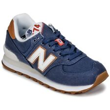 Sneakers   Scarpe donna New Balance  ML574  Blu Cuoio 6686967