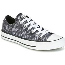 Sneakers   Scarpe donna Converse  CHUCK TAYLOR ALL STAR LUREX SNAKE OX BLAC...