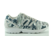 Adidas Zx Flux Sneakers scarpe bianco uomo NUOVO