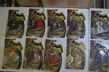Genuine Batman v Superman Dawn of Justice DC Comics 6 inch Action Figures, NEW!