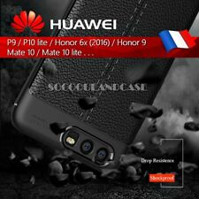 Etui Coque Housse Silicone shockproof Case cover pour gamme Huawei (all models)