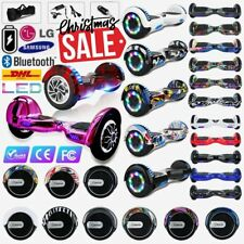 """6,5"""" / 8'' / 10'' Hoverboard Bluetooth Self Balancing Electrico Scooter Patinete"""