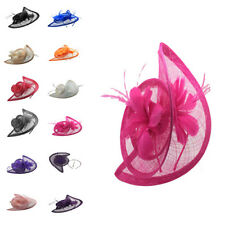 Finecy In - Ladies Day Races Royal Ascot Weddings Occasions Floral Fascinator