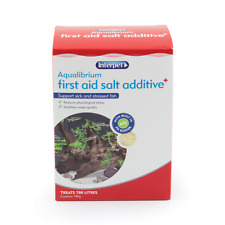 Interpet First Aid Salt Aditive Aquarium Fish Treatment