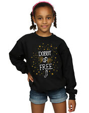 Harry Potter Fille Dobby Is Free Sweat-Shirt