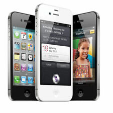 Apple iPhone 4S 16GB / 32GB Smartphone Handy Ohne Simlock Unlocked Garantie 2018