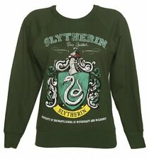 Official Women's Harry Potter Slytherin Team Quidditch Sweater