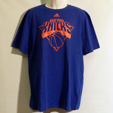 New York Knicks Shirt - Adidas - NBA - Basketball - Größe XXL - NY Knicks Shirt