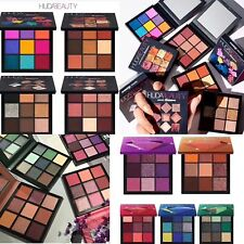 Huda Beauty ❤️ Obsessions 9 Colours Eyeshadow Palettes 4 Types