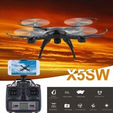 X5SW -1 Wifi RC Quadcopter Drone with 4CH 6-Axis HD Camera Drone FPV 2.4Ghz YB