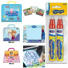 TOMY - Aquadoodle-Disney Frozen, Peppa Pig, Minnie Mouse-Various types-FREE P&P