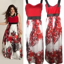 Plus Size Women Long Evening Party Prom Gown Formal Bridesmaid Cocktail Dress GY